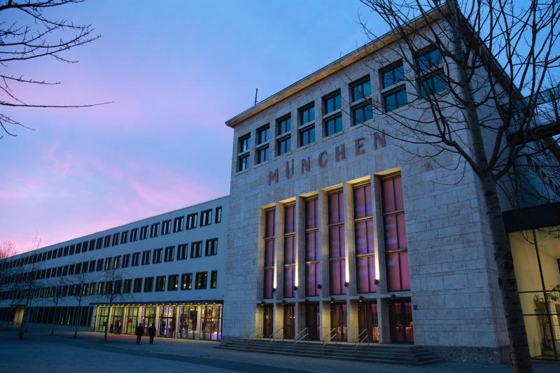 Wappenhalle Munich